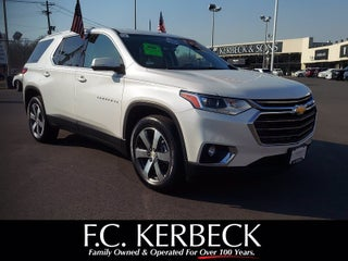 Used Chevrolet Traverse Palmyra Nj